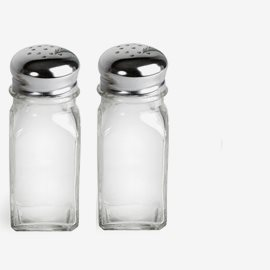 Salt & pepparset H 10 cm , 2-pack